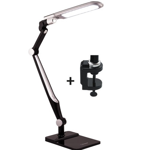 лампа светодиодная Artstyle TL-402B черная для мастеров. Beauty Eyes